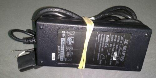 100-240 VAC 50//60 Hz Input 48V DC 70W 1.5A Power Supply Desktop AC Adapter