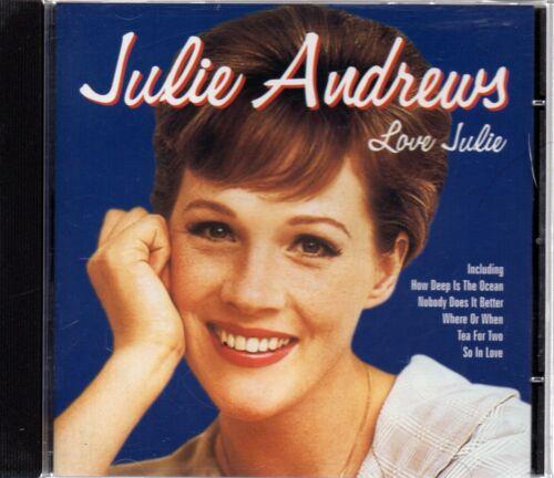 1 of 1 - Julie Andrews - Love, Julie (cd 2000)