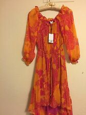 "DVF  Camila Two Dress ""14"" new with  tags!!!"