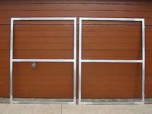 STEEL-GATE-FRAMES-BRAND-NEW-50X25-TUBE