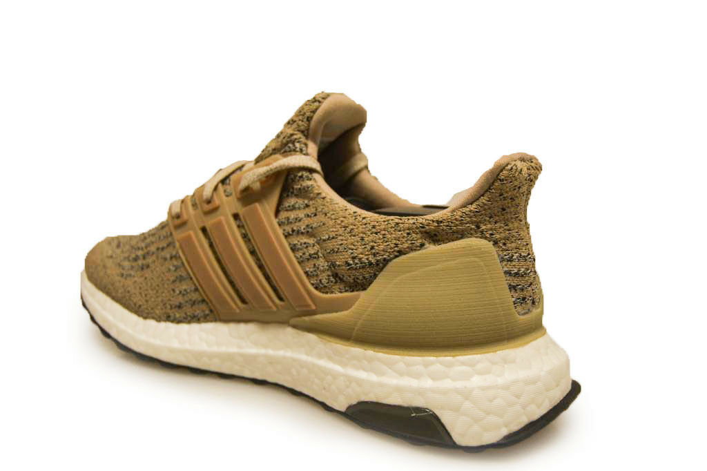 Mens Mens Mens Adidas Ultra BOOST - CG3039 - Khaki Trainers f04162