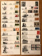 1960s-1970s FIRST DAY COVERS - U.S. FDCs LARGE COLLECTION / 1 COVER