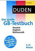 1 von 1 - Duden Das große G8-Testbuch, 5./6. Klasse