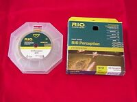 Rio In Touch Perception Wf5f Fly Line Great