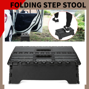 Portable Fold Step Stool For Elderly Pregnant Bathroom 300