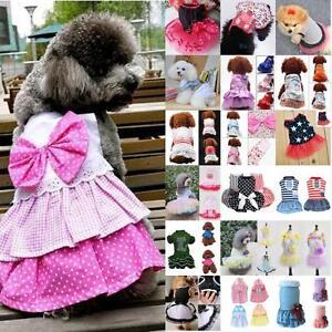 Pet-Dog-Cat-Princess-Bow-Tutu-Dress-Lace-Skirt-Puppy-Dog-Skirt-Apparel-Clothes