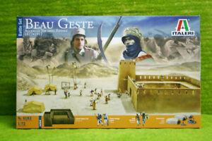 Italeri-1-72-Figuren-Beau-Geste-Algerische-Tuareg-Revolt