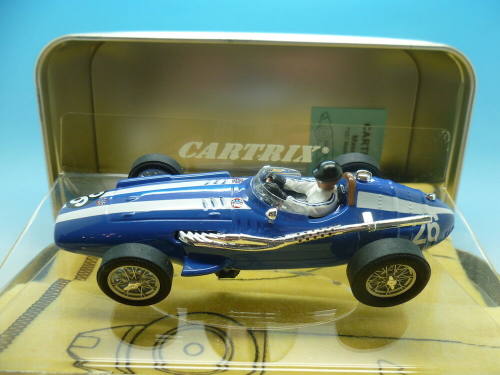 Cartrix 0922 1957 Maserati 250F, mint unused