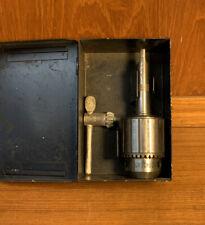 New Listingjacobs Chuck No 75a No 2 Morse Taper Cap 14 To 34 In Original Box