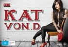 Kat Von D Collector's Set (DVD, 2016, 5-Disc Set)