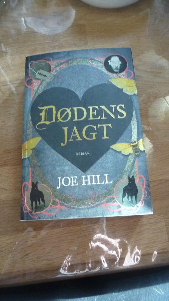 Dødens Jagt, Joe Hill, genre: roman