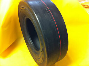"410x350x6"" Slick Go-Cart Tire Tube Type"