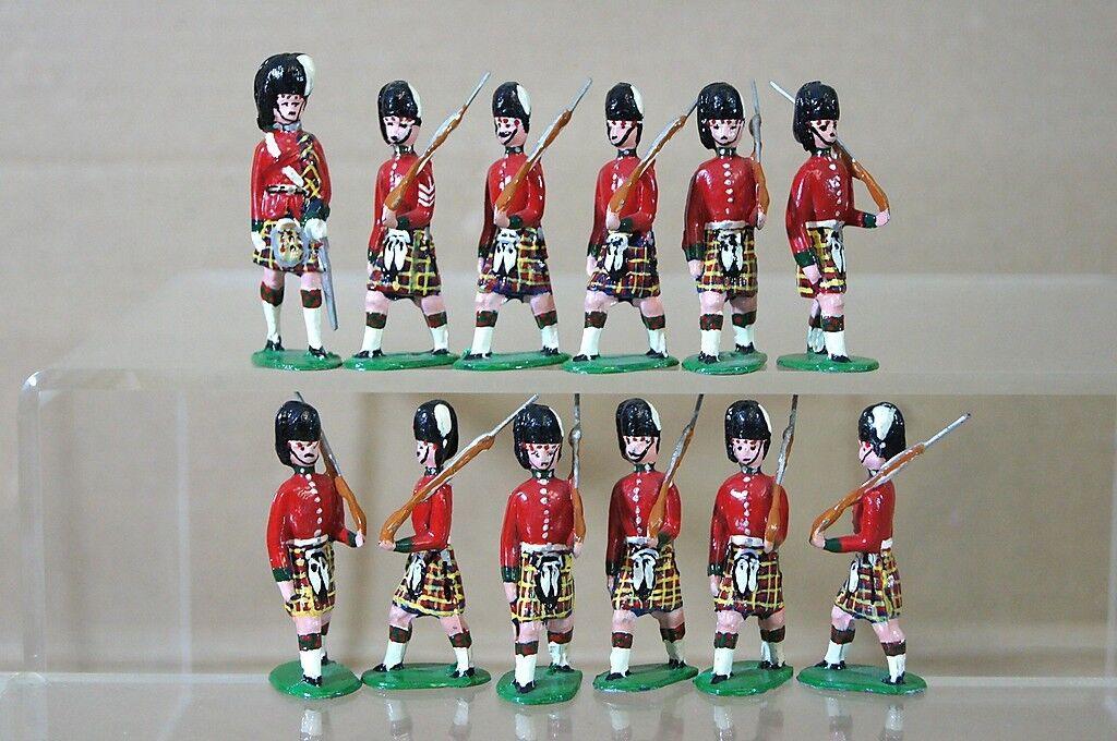 GbE Asset Asset Asset Britains Andrea Soldaten Queens eigene Cameron Highlander Marsch Oh  | Der neueste Stil  8f26b2