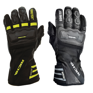 Richa Cold Protect Gtx Gore Tex Thermal Winter Waterproof Motorcycle Gloves Ebay