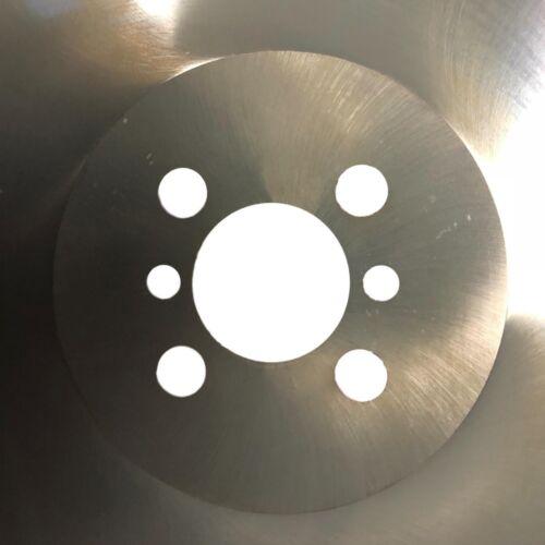 250 x 2.0 x 32 NEW INDUSTRIAL COLD SAW BLADE HSS M2 DMO5 METAL CUTTING STEEL
