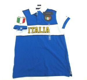 36c4e72f NWT Men's TOMMY HILFIGER Italia Italy Polo Golf Shirt New Size XS | eBay
