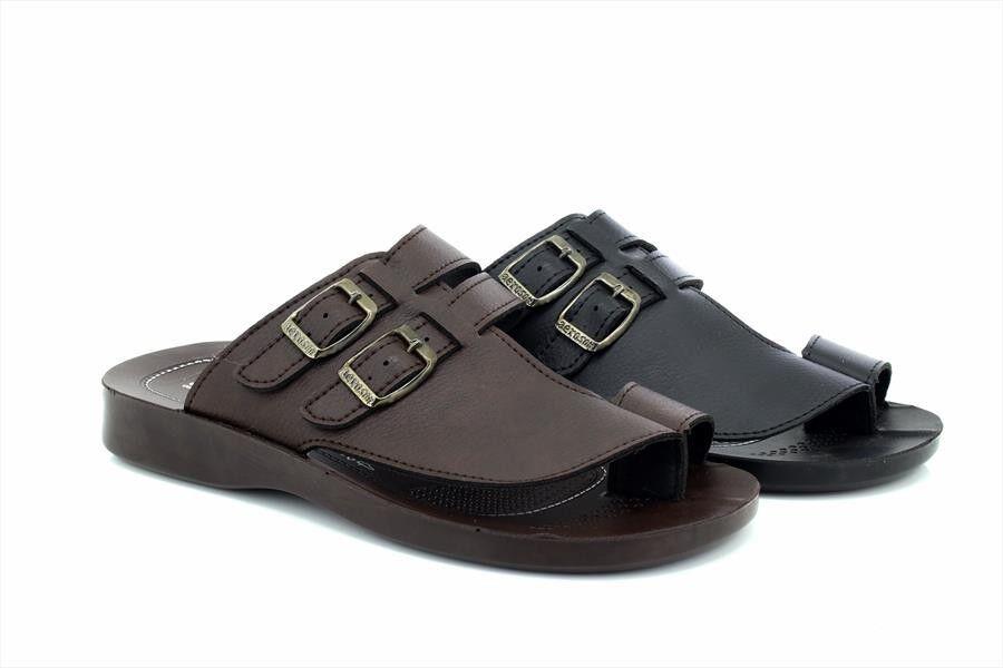 Original Aerosoft Mens Orthopaedic Toe Loop Extra Soft Sandals