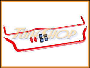 GODSPEED FOR 93-97 RX7 FD3S FRONT//REAR SWAY BAR SUSPENSION