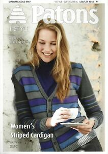bd8960663 Image is loading VAT-Free-Knitting-PATTERN-ONLY-Patons-Women-039-