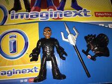 Fisher Price Imaginext DC Super Friends Blind Bag Series 2 Black Manta Figure
