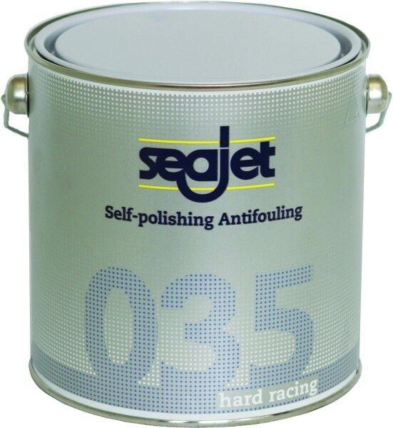 Seajet 035 / Hard Racing Antifouling 750ml 750ml Antifouling oder 2,5L in Schwarz oder Weiß 85cc06