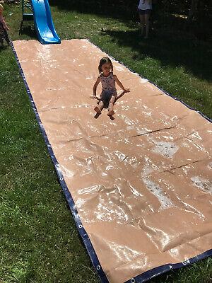 Heavy Duty Tarpaulin Slip n Slide Water Slip and Slide ...