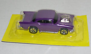 Hot-Wheels-57-Chevy-Bel-Air-Shell-Gas-Station-Playset-Exclusive-Sp5-China-1999