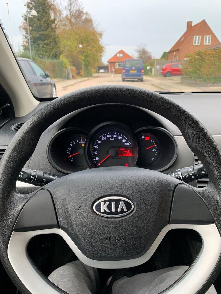 Kia Picanto, 1,0 Active Eco, Benzin