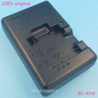 Genuine Original Fujifilm Bc-45w Charger Np-45 Np-45a Np-50 Battery Charger