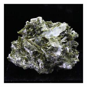 Quartz-Epidote-Byssolite-213-5-Ct-Chamrousse-Belledonne-Isere-France