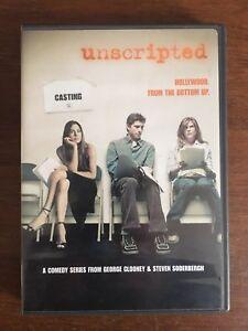 UNSCRIPTED-DVD-TV-SHOW-SEASON-1-BRYAN-GREENBERG-KRISTA-ALLEN-JENNIFER
