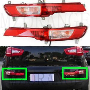 For Kia Sportage 2010-2016 Rear Bumper Fog /& Indicator Light Lamp Passenger Side