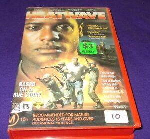 HEATWAVE-VHS-PAL-JAMES-EARL-JONES-BLAIR-UNDERWOOD
