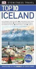 Iceland new travel book Dk eyewitness