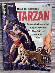 Vintage Gold Key Comic Edgar Rice Burroughs Tarzan 1963 12¢ No 136