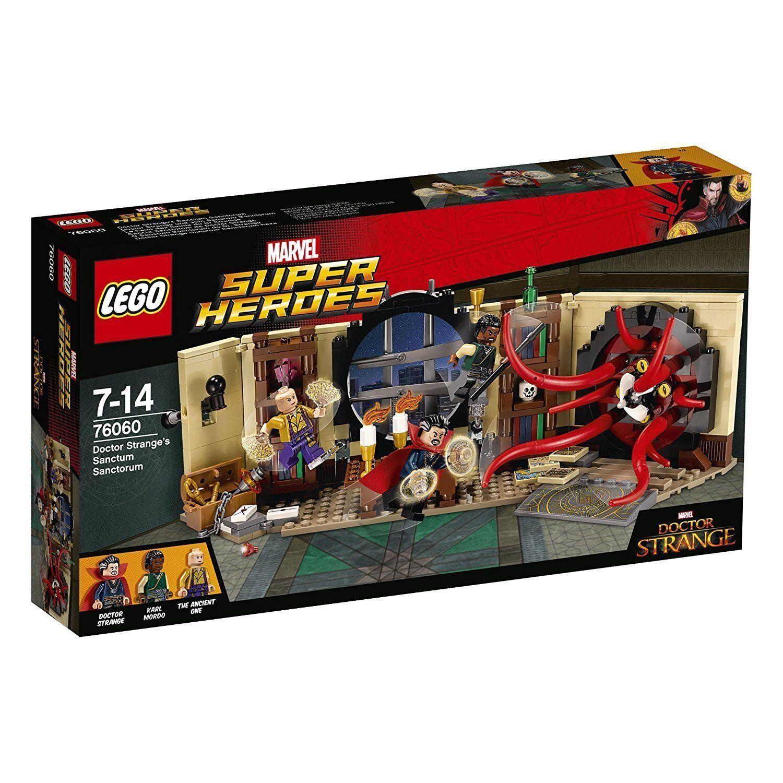 LEGO® Super Heroes 76060 Doctor Strange und sein Sanctum Sanctorum NEU NEW
