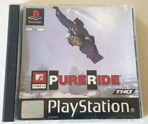 Pure Ride Mtv Sports - PlayStation 1 PS1 - PAL