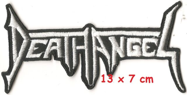 Death Angel - logo patch - FREE SHIPPING