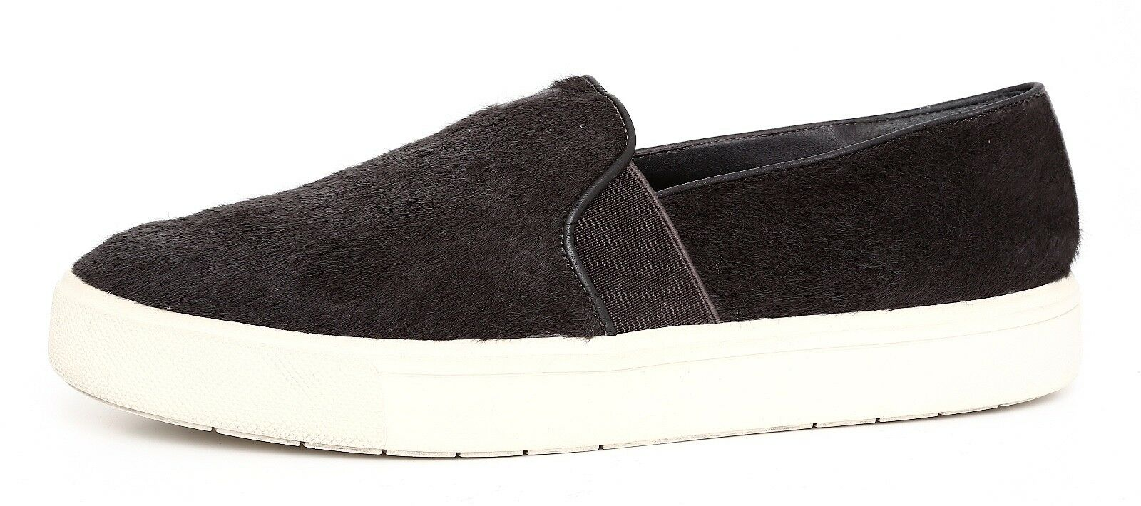 stile classico Vince Donna  grigio grigio grigio Calf Hair Slip On scarpe Sz 8M 2489  prendiamo i clienti come nostro dio
