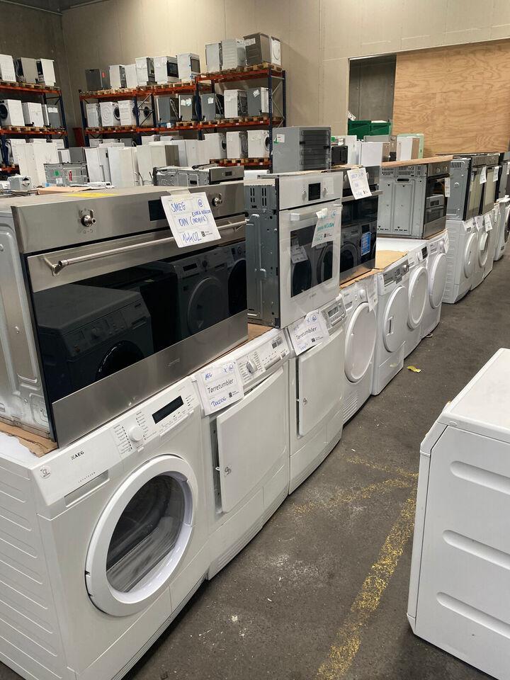 Bauknecht, prisen inkluderer garanti og levering