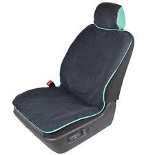 Mint Trim Seat Towel Auto Cover Protector for Car SUV Truck - Gym Yoga Outdoors