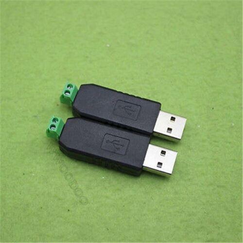 5Pcs CH340G USB a RS485 485 Conversor Adaptador para WIN7//Linux//XP//VISTA CR