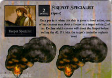 PIRATES OF MYSTERIOUS ISLANDS - 072 SPANISH FIREPOT SPECIALIST