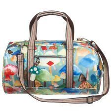 OILILY Girls Ladies Mushroom Funghi Shoulder Barrel Bag BNWT  SOLD OUT