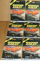 Tyco Magnum 440-x2 Slot Car Tune Up Kit 6 Packages Shoes, Tires, Axle Tyc36669