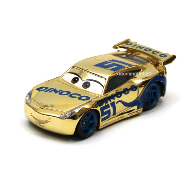 Mattel-Disney Cars Fireball Beach RACERS Moulé Personnage-Lightning McQueen