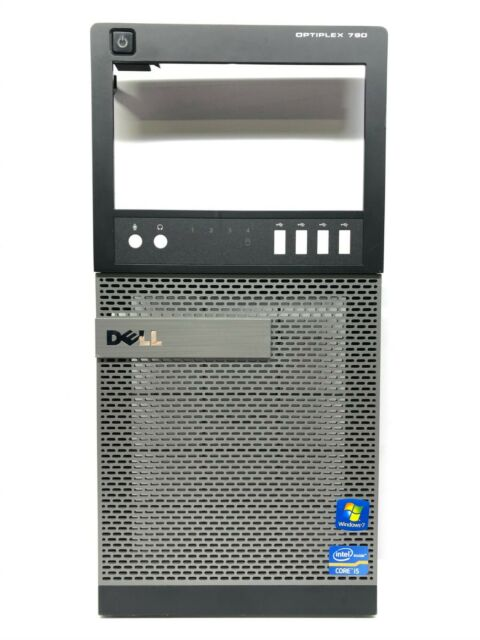 Dell Optiplex 790 MT MiniTower Desktop Computer Bezel Front Face Plate 1B31E0N00