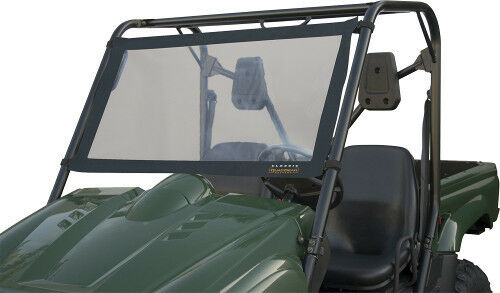 Classic Accessories UTV Windshield Black for Kawasaki Mule 2500 02-08 78627