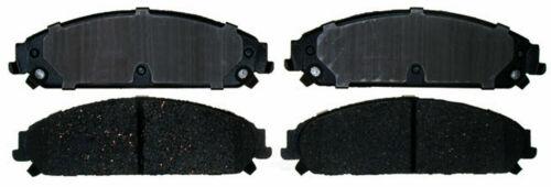 Bremsklötze Bremsbeläge vorne für Chrysler 300C 05-17 dodge Challenger 09-18