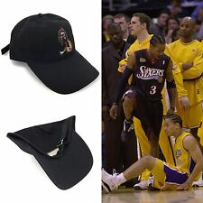 Allen Iverson Crossover Tyronn Lue Dad Hat SnapBack Jersey 76ers Lakers NBA Cap